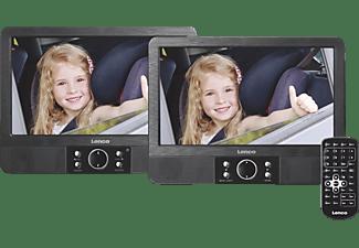 LENCO MES-405 Tragbarer DVD-Player, Schwarz