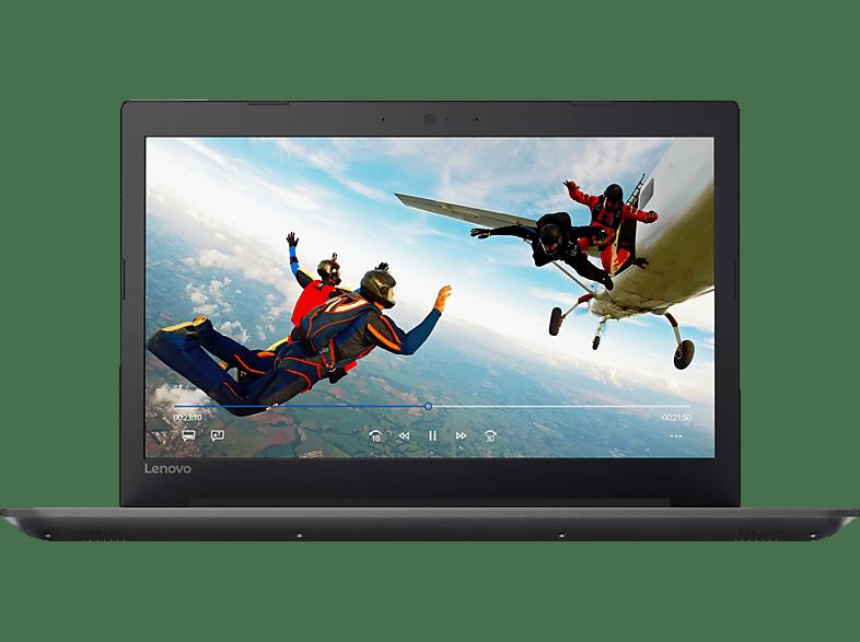 LENOVO IdeaPad 320, Notebook mit 15.6 Zoll Display, Core™ i5 Prozessor, 2 TB HDD, Intel® UHD-Grafik 620, Onyx Black