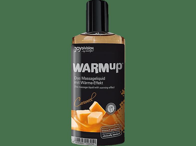 JOYDIVISION WarmUp Massageöl