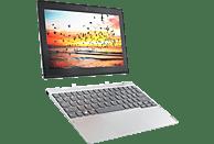 LENOVO Miix 320, Convertible , 128 GB, 10.1 Zoll, Platinum Silber