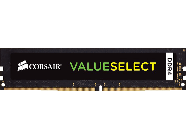 CORSAIR Value Select PC Arbeitsspeicher 8 GB DDR4