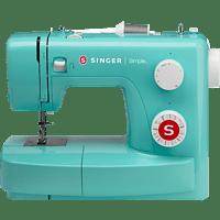 SINGER 3223 Simple Freiarm-Nähmaschine (85 Watt, 4-stufig)