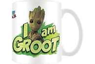 PYRAMID INTERNATIONAL Guardians of the Galaxy Tasse I am Groot Merchandise, white