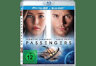 Passengers 3D Blu-ray (+2D)