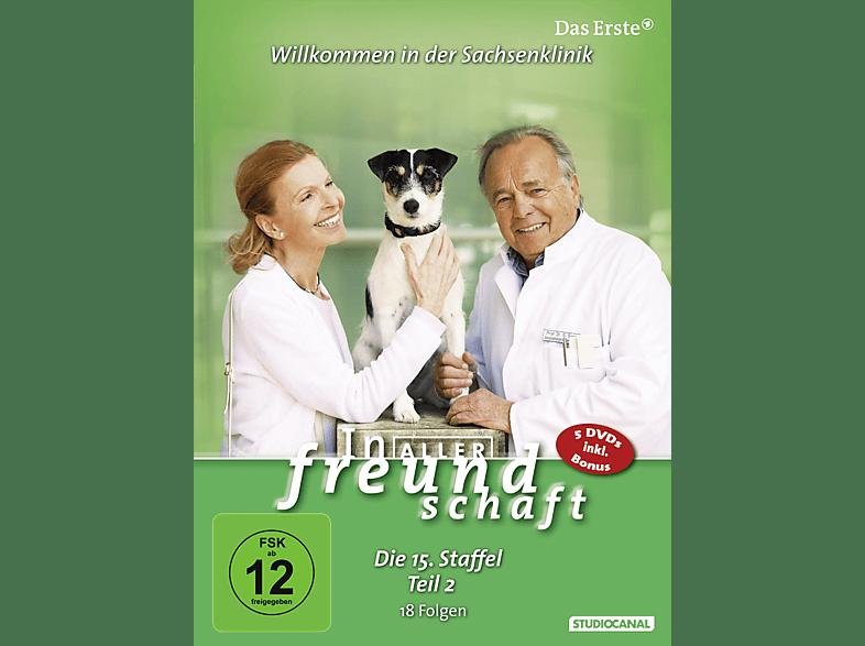 In aller Freundschaft - 15. Staffel - 2. Teil [DVD]
