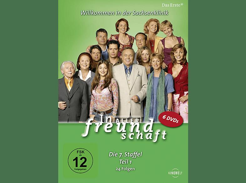 In aller Freundschaft - 7. Staffel - Teil 1 [DVD]