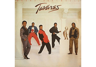 Tavares - Words and Music  - (CD)