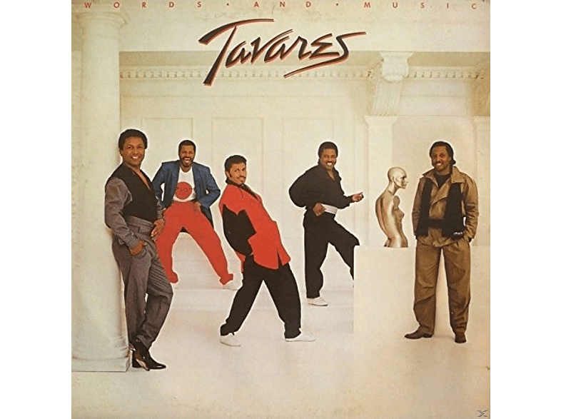 Tavares - Words and Music [CD]