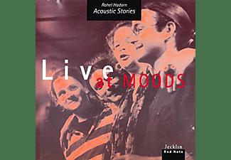 Rahel Hadorn - Live at Moods: Rahel Hadorn  - (CD)