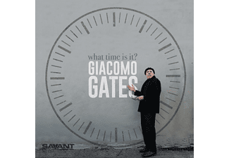 Giacomo Gates - What Time Is It?  - (CD)
