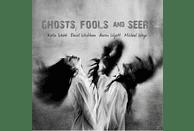 Webb/Wickham/Wyatt/Waye - Ghosts,Fools and Seers [CD]