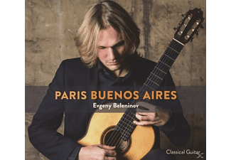 Evgeny Beleninov - Paris Buenos Aires  - (CD)