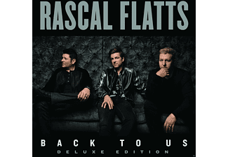 Rascal Flatts - Back To Us - (CD)