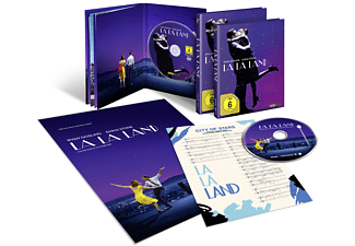 La La Land (Soundtrack Edition) DVD + CD