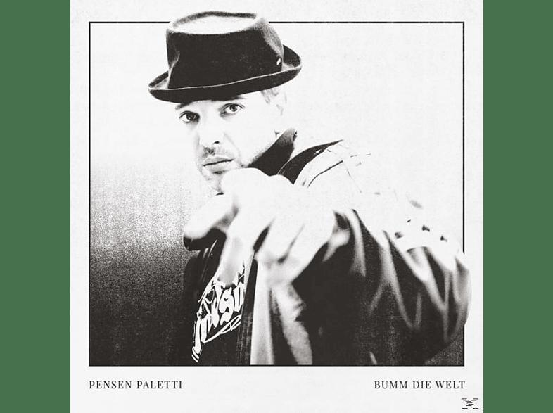 Pensen Paletti - Bumm Die Welt (12''-EP) [Vinyl]