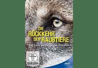Die Rückkehr der Raubtiere DVD