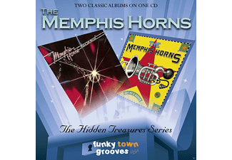 Memphis Horns - High on Music/Get up and Dan  - (CD)