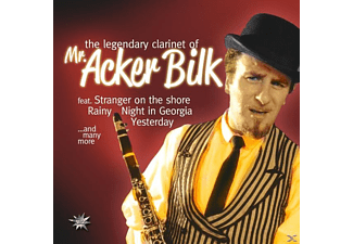 Mr. Acker Bilk - The Legendary Clarinet Of  - (Vinyl)