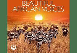 VARIOUS - Beautiful Africa  - (CD)