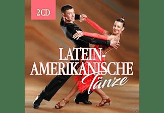 VARIOUS - Lateinamerikanische Tänze  - (CD)