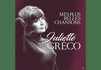 Greco Juliette - Mes Plus Belles Chansons  - (CD)