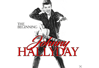 Johnny Hallyday - The Beginning  - (CD)