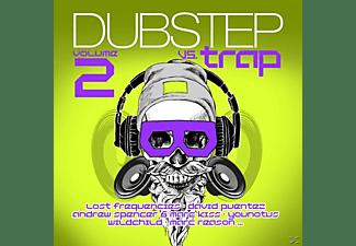 VARIOUS - Dubstep Vs. Trap Vol.2  - (CD)