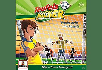 Teufelskicker - 067/Paula im Abseits!  - (CD)