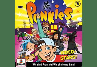 Die Punkies - 005/Video Stars  - (CD)