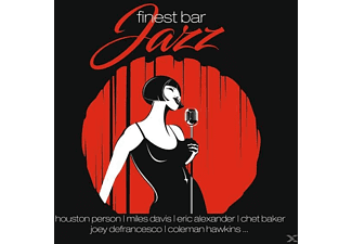 VARIOUS - Finest Bar Jazz  - (CD)