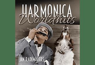 Jan Rademakers - Harmonica Worldhits  - (CD)