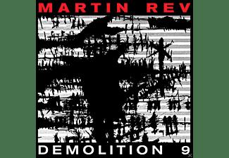 Martin Rev - Demolition 9  - (CD)
