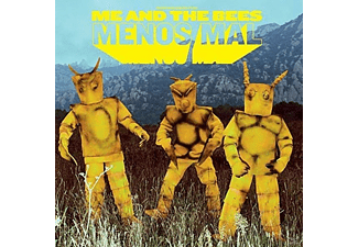 Me And The Bees - Menos Mal - (Vinyl)