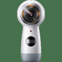 SAMSUNG Gear 360 (2017) 360° Kamera 4K , WLAN