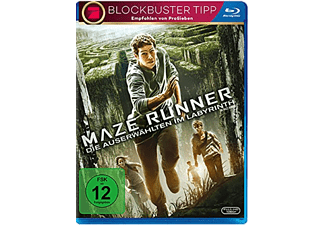 Maze Runner - Die Auserwählten im Labyrinth - Pro 7 Blockbuster [Blu-ray]
