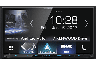 KENWOOD. Moniceiver DMX7017DABS 7 Zoll mit Bluetooth, Apple CarPlay, Android Auto, DAB+