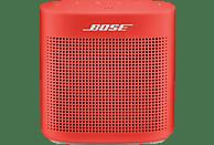 BOSE SOUNDLINK COLOR II Bluetooth Lautsprecher, Rot
