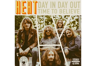 Heat - DAY IN, DAY OUT - (Vinyl)