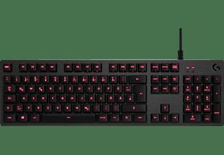LOGITECH Gaming-Tastatur G413 Carbon, schwarz (920-008304)
