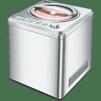 UNOLD 48872 Exklusiv Eismaschine (180 Watt, Edelstahl)
