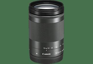 Objetivo EVIL - Canon EF-M 18-150mm f/3.5-6.3 IS STM, Negro