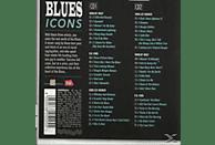 B.B. King, John Lee Hooker, Howlin' Wolf - Blues Icons [CD]