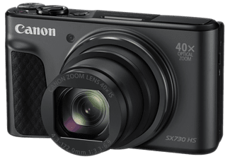CANON Digitalkamera PowerShot SX730 HS, schwarz