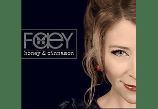 Faey - Honey & Cinnamon  - (CD)