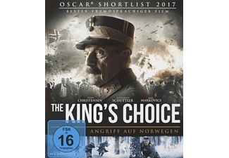 The King's Choice-Angriff Auf Norwegen Blu-ray