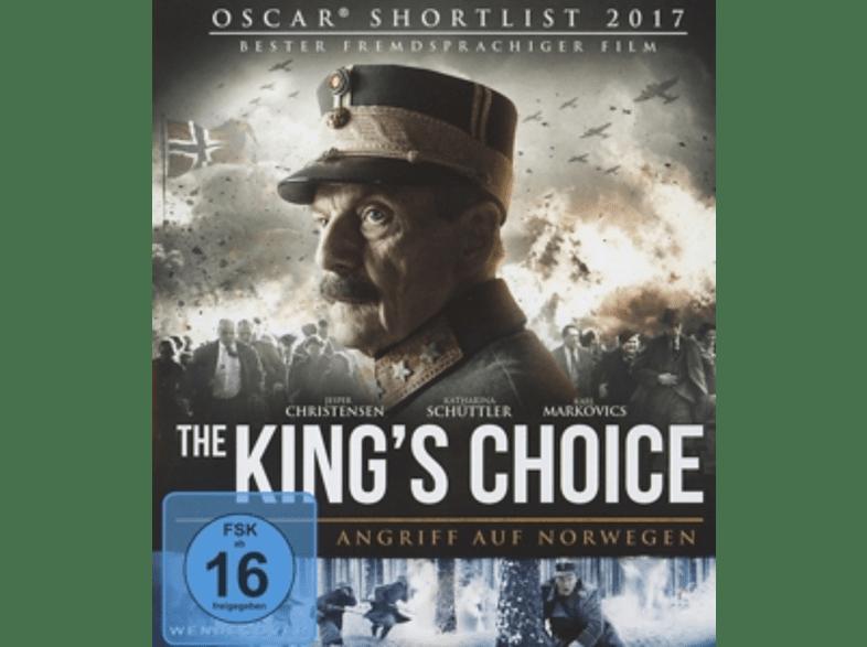 The King's Choice-Angriff Auf Norwegen [Blu-ray]