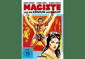 Maciste und die Königin der Nacht DVD
