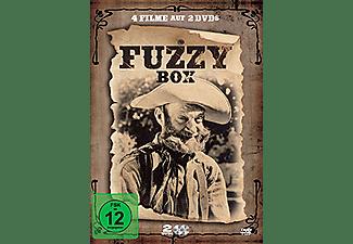 Terror in Texas, Fuzzy lebt gefährlich, Fuzzy gegen Tod und Teufel, Fuzzy sieht Gespenster DVD