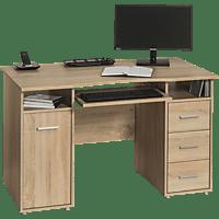 MAJA 4029, Schreib- und Computertisch, Sonoma-Eiche