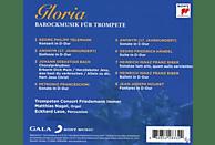 VARIOUS - Gloria-Barockmusik für Trompete [CD]
